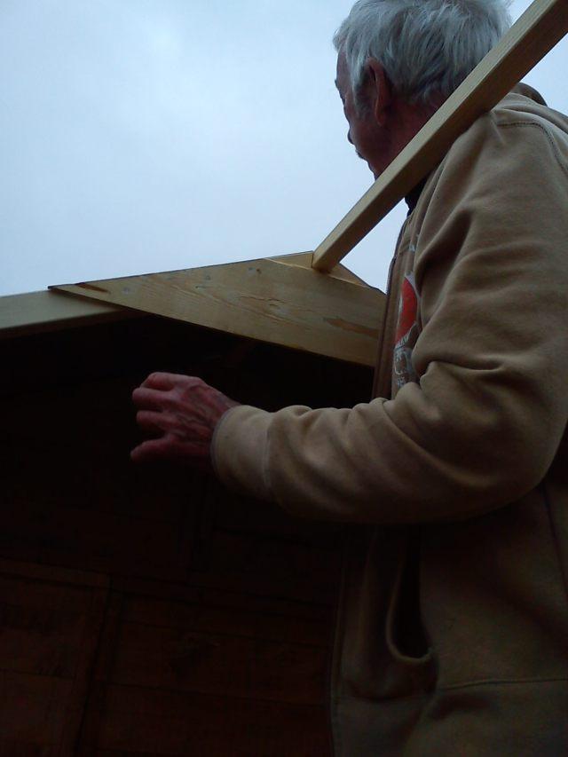 Ronald Raising The Roof