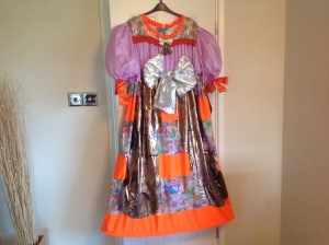 Dames Dress front